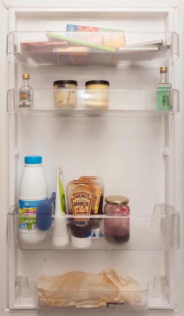 Фото №18 - Что лежит в холодильнике у жителей разных стран: 54 любознательных фото