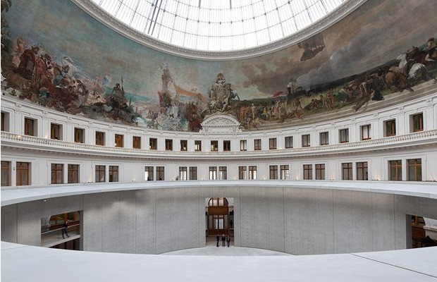 Фото №7 - В Париже открылся Музей Франсуа Пино по проекту Тадао Андо
