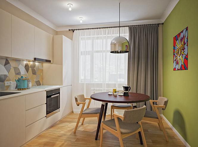Фото №10 - Бабушкина квартира, или Правила дизайна интерьера в стиле Mid-century