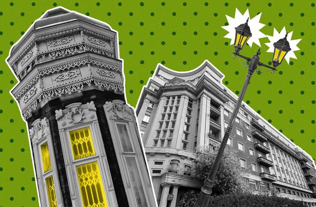 Фото №1 - От «Метрополитена» до «Марриотта»: обзор самых красивых зданий Новосибирска по версии N1