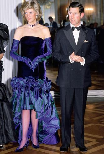 Фото №5 - Как принцесса Диана носила цветные колготки