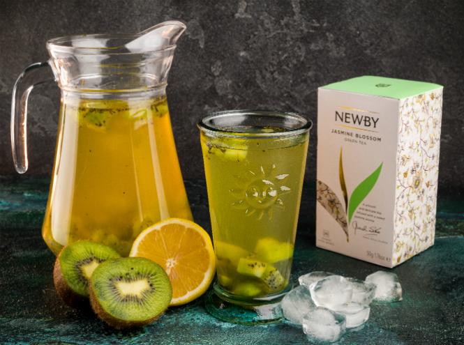 Фото №3 - Два рецепта освежающего лимонада на основе чая