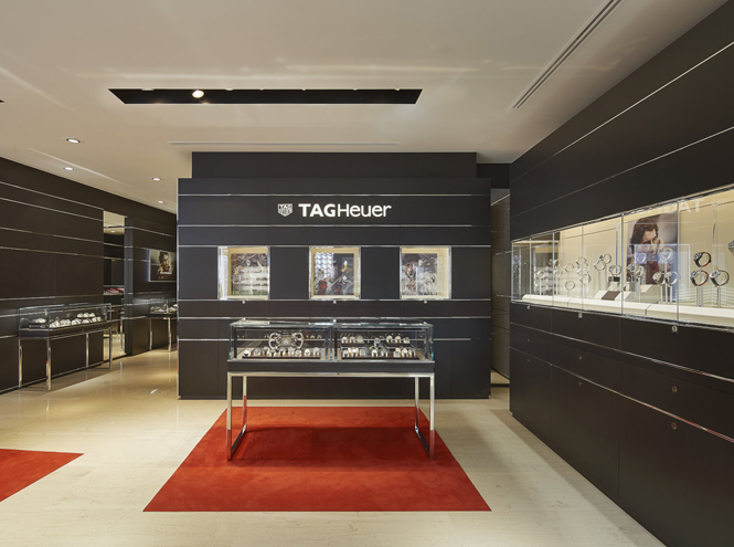 Фото №2 - Открылся новый бутик TAG Heuer