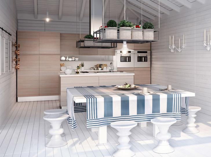Фото №3 - Как обустроить кухню с «островом»: 5 важных аспектов