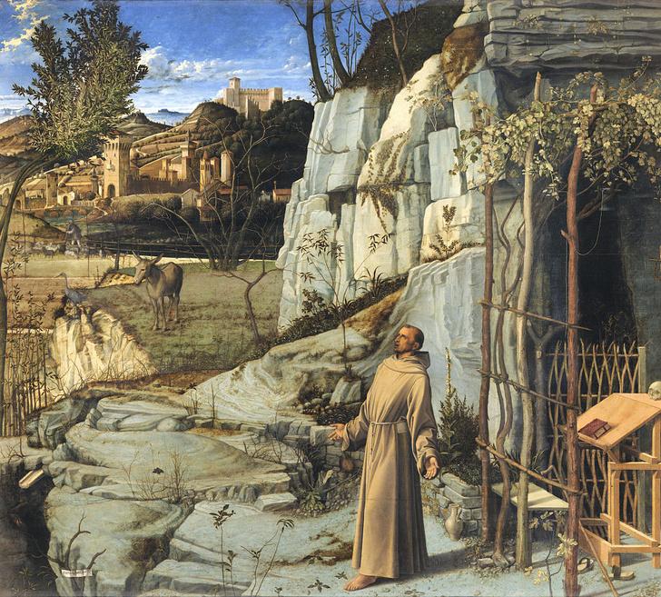 Фото №1 - Легенда о Франциске Ассизском прошла проверку
