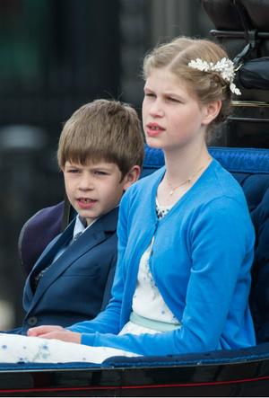 Фото №3 - Важный шаг: как и почему изменится жизнь младших внуков Королевы после их 18-летия