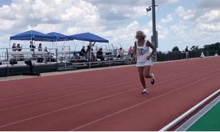 91-летняя бабуля побила рекорд в беге на 400 метров (в своей возрастной категории)