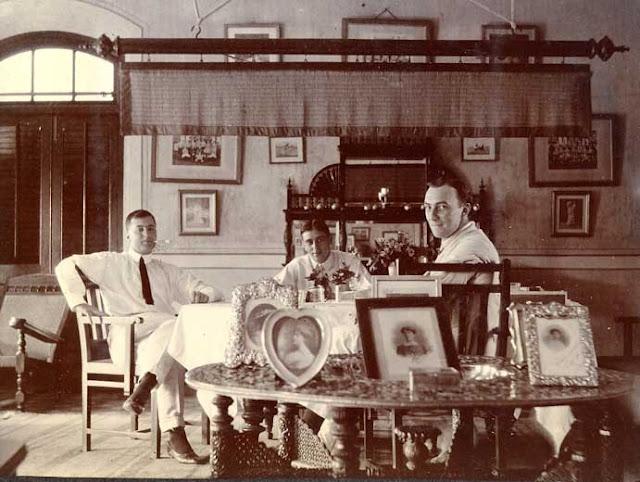 Фото №4 - История одной фотографии: панкахваллы за работой, 1900-е годы