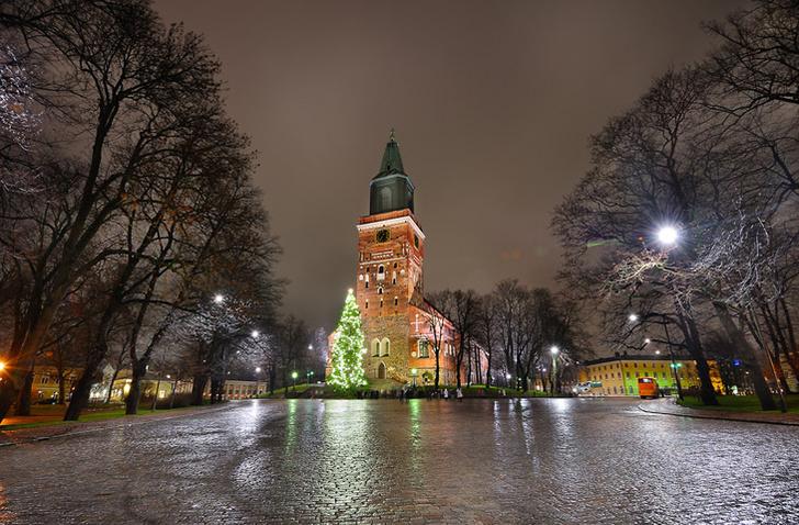 Фото №1 - Красота по соседству: самые живописные места Финляндии