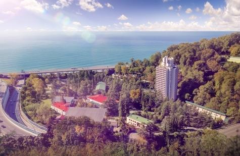 Фото №1 - Семейный отдых в Сочи круглый год: знаменитый курорт, в котором ультра все включено!