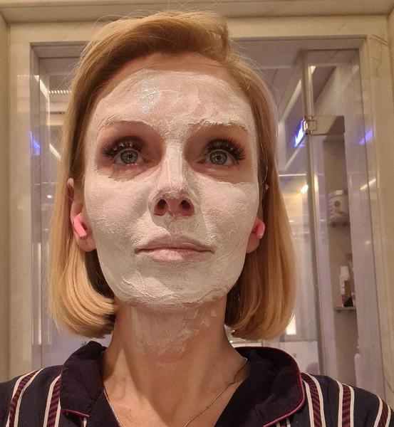 Фото №2 - Валерия поделилась рецептом самой бюджетной маски для лица