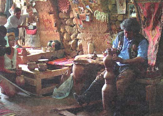 Фото №5 - Страна фей, или Подземная Каппадокия