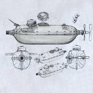 Фото №1 - Обнаружена первая латиноамериканская субмарина