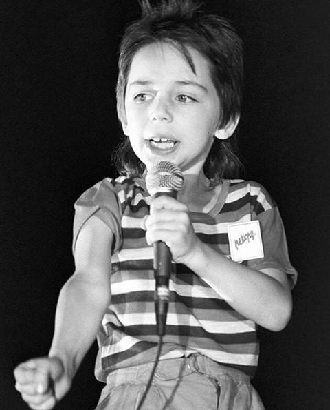 Фото №1 - Родину Газманову— 40: как сейчас выглядит мальчик, певший про Люси