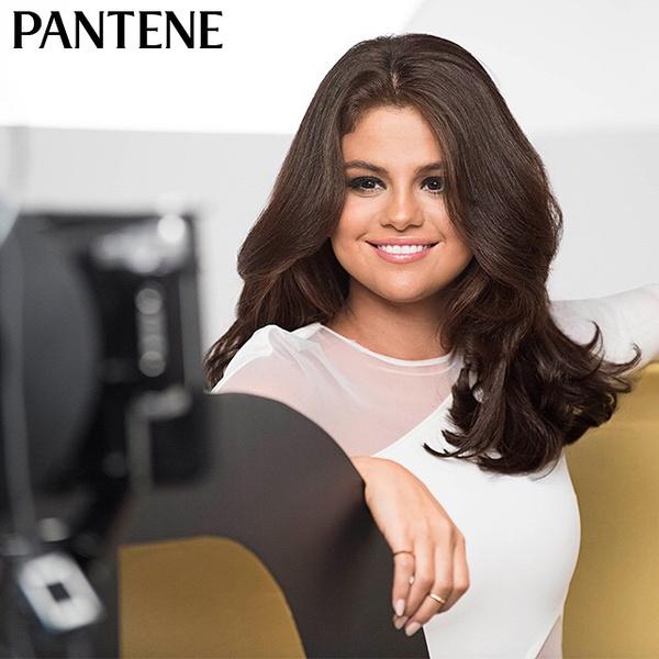 Селена Гомес для Pantene