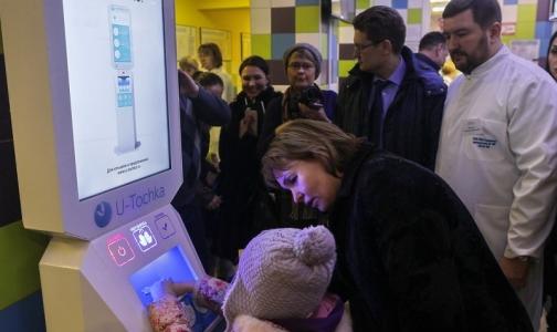 Фото №1 - В петербургских поликлиниках открылись кабинеты неотложной помощи для детей с гриппом и ОРВИ