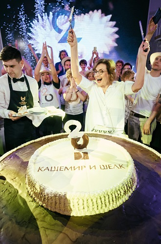 Фото №7 - Компания «Кашемир и Шелк» отпраздновала двадцатилетний юбилей