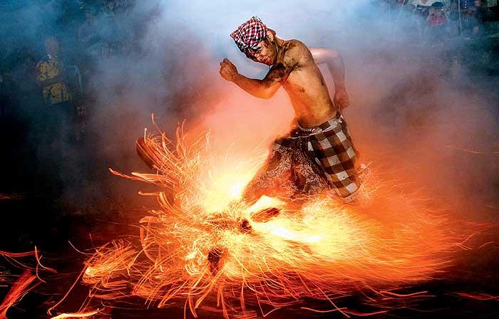 Фото №1 - Новый год в Индонезии