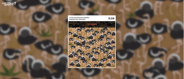 Фото №3 - Сайт дня: Веселая онлайн-игра для самых зрячих