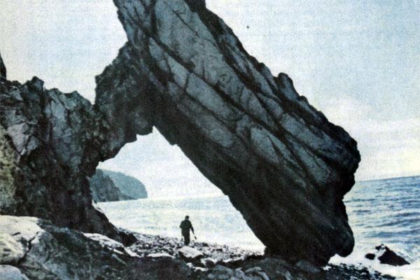 Фото №1 - У ворот в Тихий океан