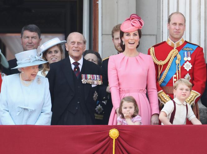 Фото №7 - Принцесса Шарлотта Кембриджская: третий год в фотографиях