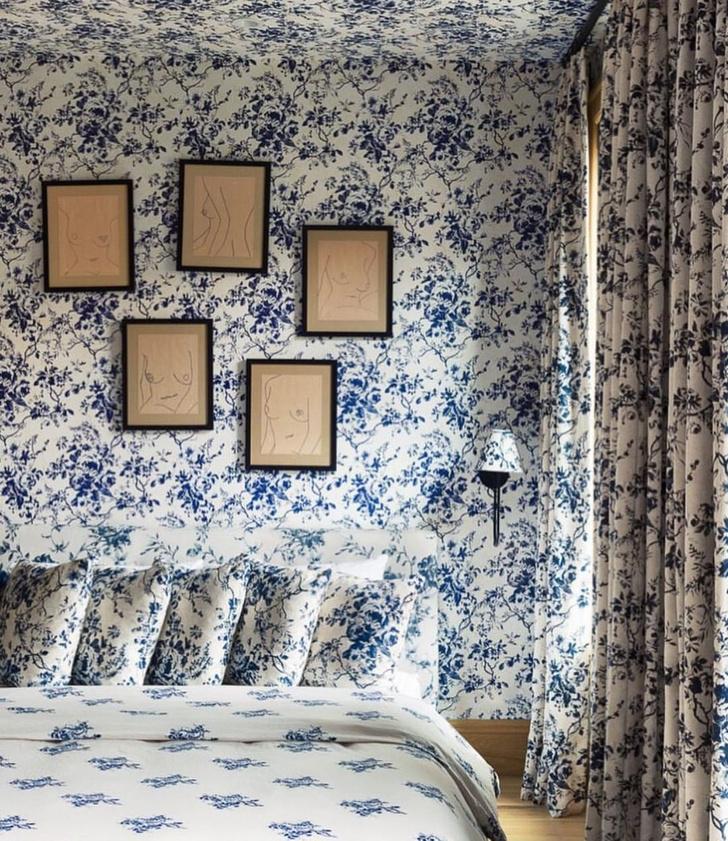Фото №1 - Модный прием: стены и потолок в одном стиле