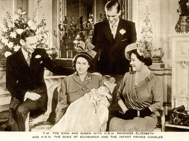 Фото №5 - Виват, король: единственное воспоминание Чарльза о его дедушке Георге VI
