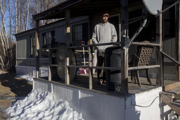 Фото №1 - Американец подвез до дома мужчину, который его ограбил