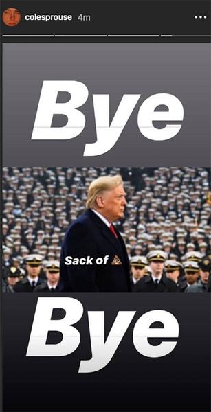 Фото №1 - Импичмент Дональда Трампа: реакция Хейли Бибер, Коула Спроуса и других звезд