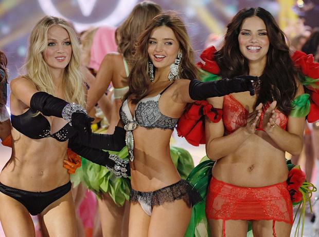 Фото №1 - Секреты похудения знаменитых моделей