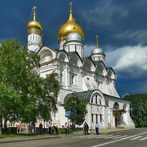Фото №1 - Архангельский собор открыли посетителям