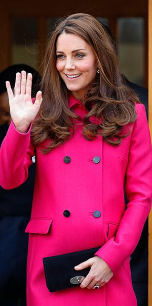 Фото №13 - В модном положении: две беременности герцогини Кембриджской (сравним?)