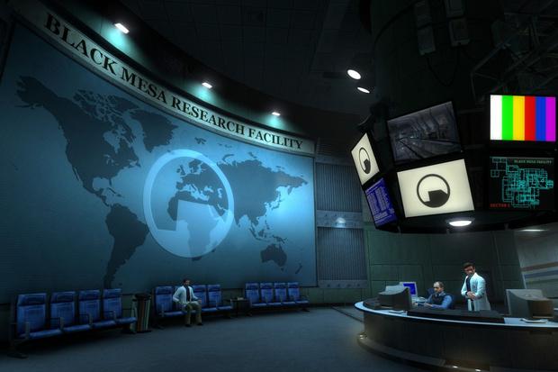 Фото №1 - Вышла полная версия Black Mesa— ремейка первого Half-Life