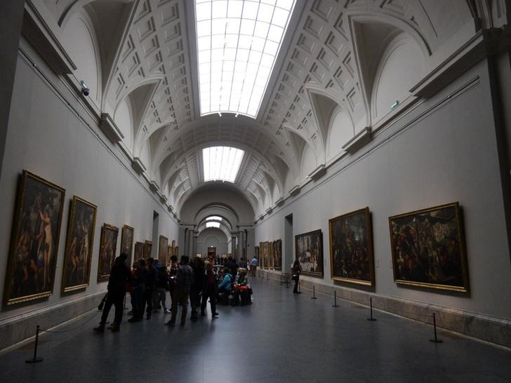 Фото №18 - Эрмитаж вошел в тройку лучших музеев мира