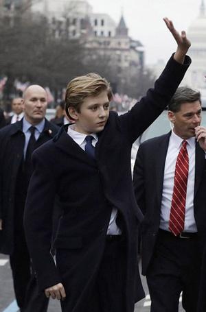 Фото №9 - Бэррон Трамп и еще 6 детей президентов США, которым досталось от СМИ