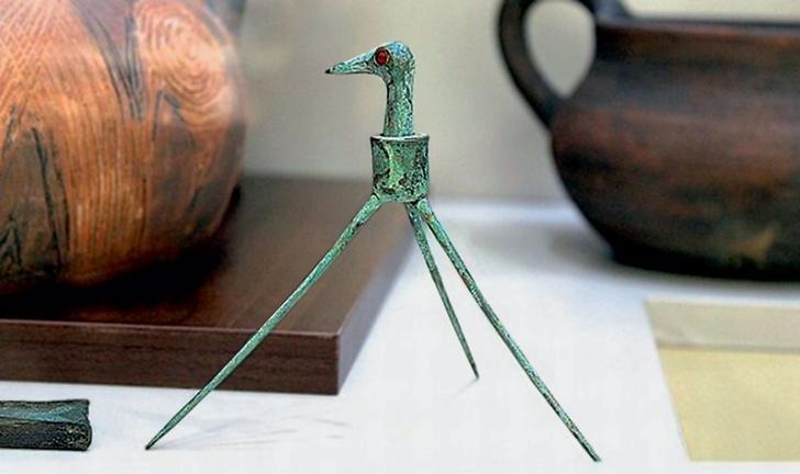 Фото №1 - Артефакт: ранняя пташка
