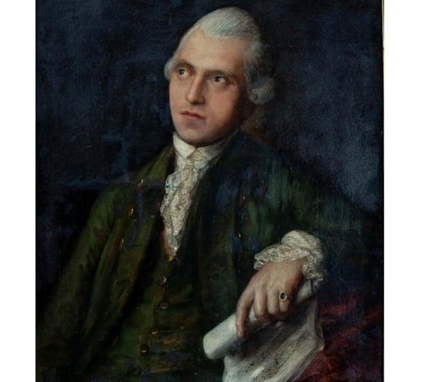Фото №1 - Обнаружен неизвестный ранее портрет работы Гейнсборо