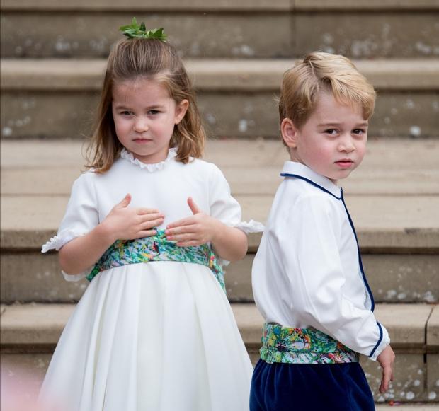 Фото №10 - Принцесса Шарлотта идет в школу в 4 года: она уже говорит по-французски, готовит, командует братом и ставит на место репортеров