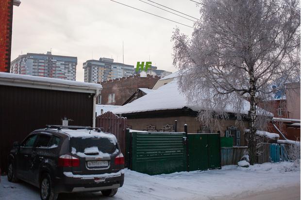 Фото №22 - Верю— не верю: высотки «Гурьевского» в кольце одноэтажек