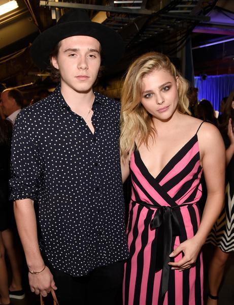 Фото №1 - Самые яркие моменты Teen Choice Awards 2016