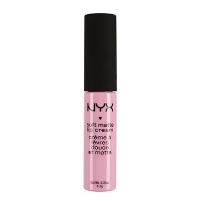 NYX, Soft Matte Lip Cream, (pudra.ru), 550 рублей