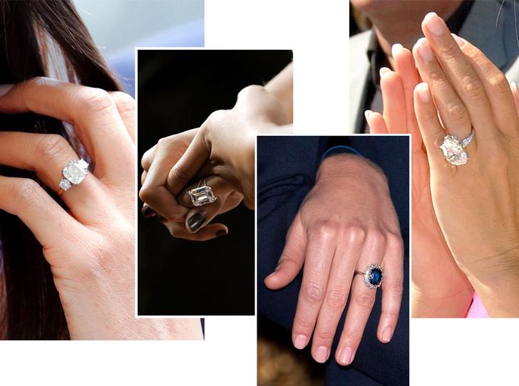 Фото №1 - Помолвочное кольцо: большая любовь – большие деньги