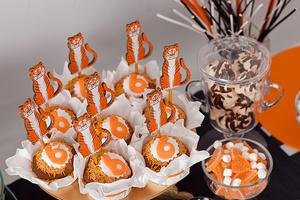 Фото №6 - «Тигриный» день рождения