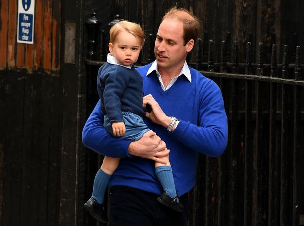 Фото №3 - Почему принц Джордж не получит титул своего отца