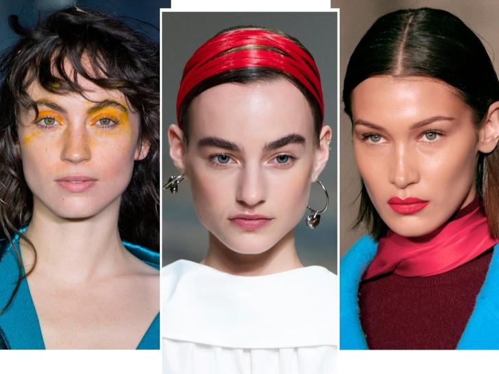 Фото №1 - Главные тренды макияжа осени и зимы 2020/21