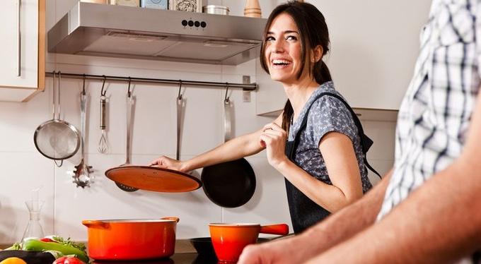 Кухонная терапия: приготовление еды полезно для психики