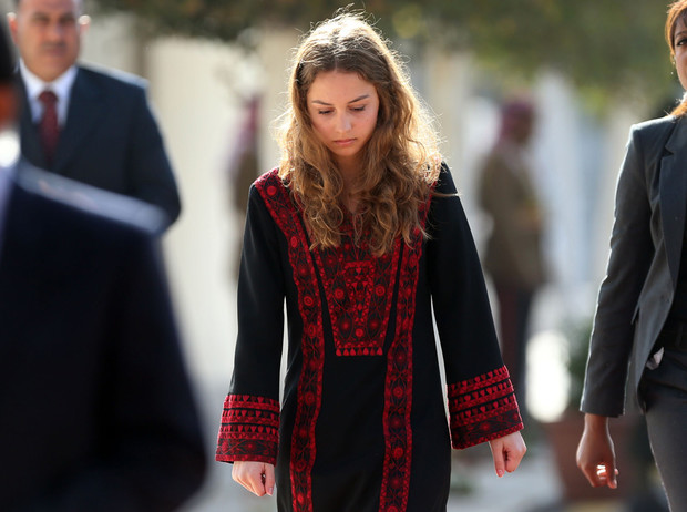 Фото №1 - Принцесса Востока: Иман бинт Абдулла – юная копия королевы Рании
