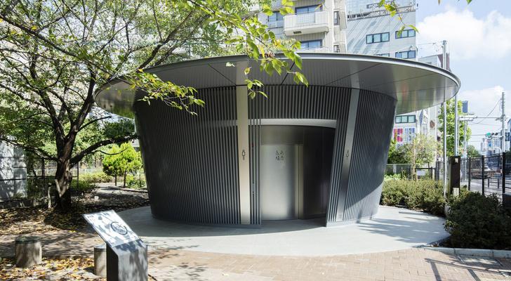 Фото №9 - Общественный туалет по проекту Тадао Андо