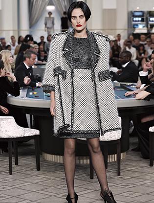 Фото №25 - Неделя Высокой моды в Париже: Chanel FW2015/16