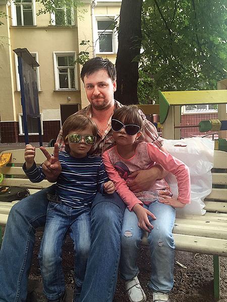 Фото №5 - Андрей Леонов: «Дети считают, что их дедушка – Винни-Пух»
